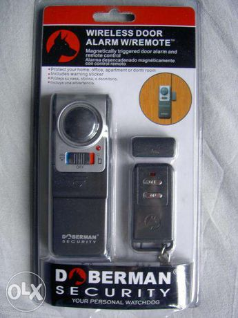 беспроводная сигнализация(дом,офис) doberman security(с пультом)