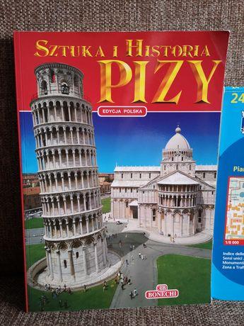 Piza (Pisa) mapy i przewodnik