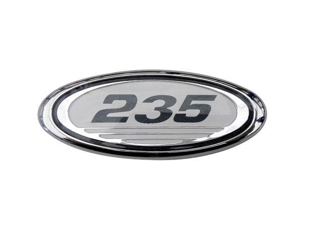 Emblemat Logo Naklejka Ozdoba Owalna Sea Ray 235 Do Łodzi Motorówki