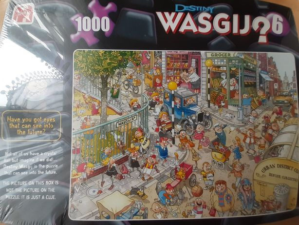 Puzzle 1000 Jumbo Wasgij Destiny 6