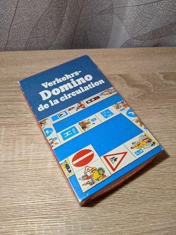Доміно «Дорожні знаки»