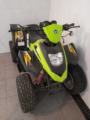 Vendo moto 4  50cc