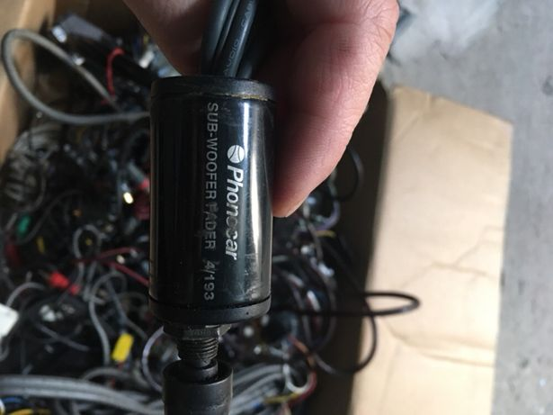 Controlador de volume phonocar