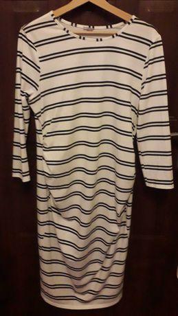 Sukienka ciążowa Asos gratis sukienka H&M Mama