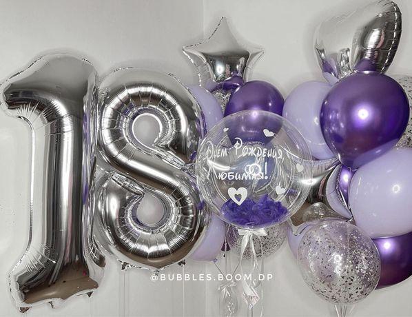 Гелиевые шарики, воздушные шары