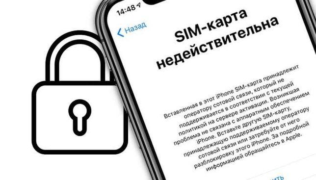 Розблокування Iphone unlock