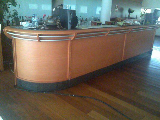 balcão de restaurante