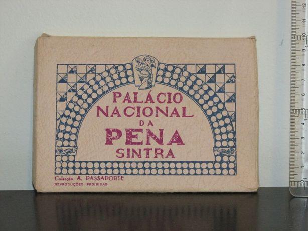 Colecção Postais Palácio Nacional da Pena