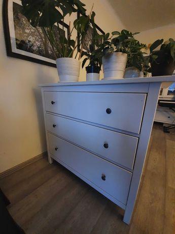 Komoda Hemnes Ikea 3 szuflady