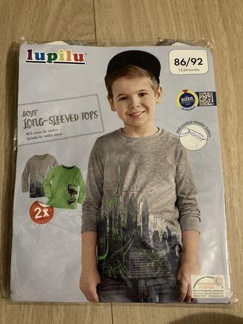 Lupilu 2 nowe bluzeczki