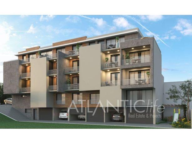 Apartamento T2 Novo com Terraço e Garagem Box