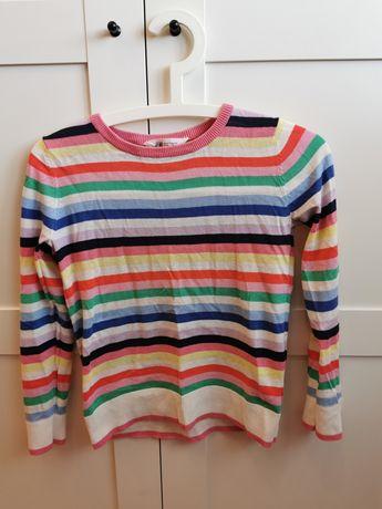 Sweterek H&M dla dziewczynki
