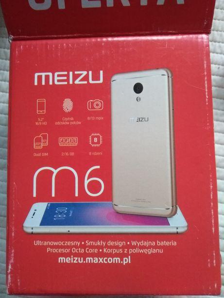 Nowy smartfon Meizu M6 + głośnik idealny na prezent Świeta Mikołaj