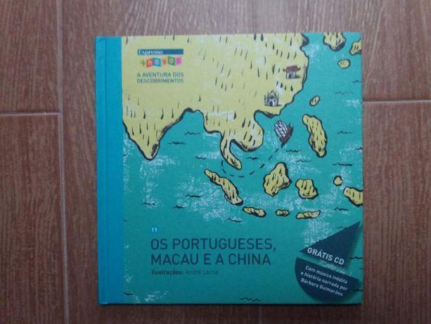 Os Portugueses, Macau e China