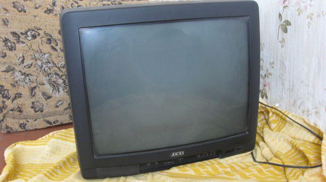 Телевизор AKAI с пультом