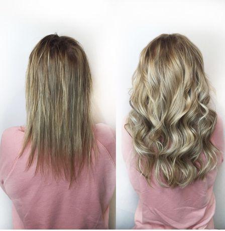 Нарощення волосся (до 200 грам) - 1000 грн!