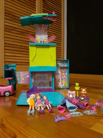 Domek radio polly pocket
