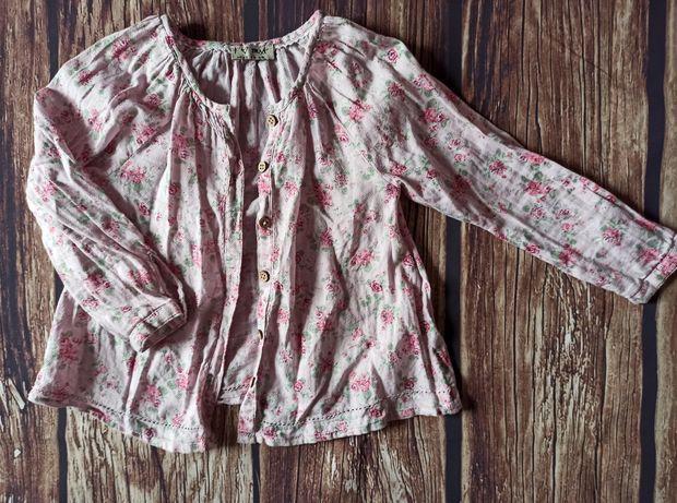Koszula w kwiaty Next 98