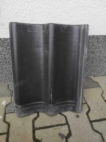 Dachówka betonowa podwójna S BRAAS IBF Euronit na garaż altankę szopkę