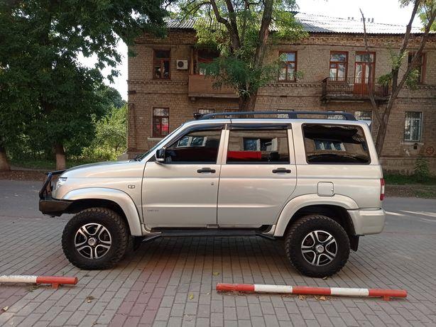 Продам отличный внедорожник UAZ PATRIOT LIMITED- 2012 год!!!