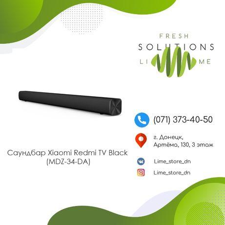 Саундбар Xiaomi Redmi TV Black (MDZ-34-DA)/(MDZ27DA) от 4950руб