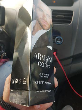 Nowa perfuma armani Code
