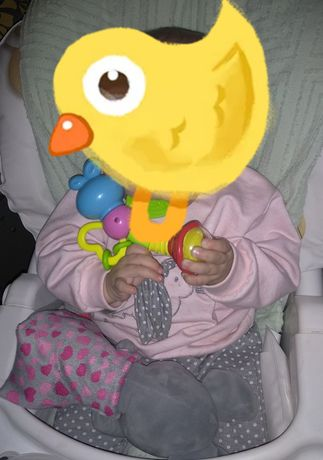 Костюм детский на 5-8 месяцов