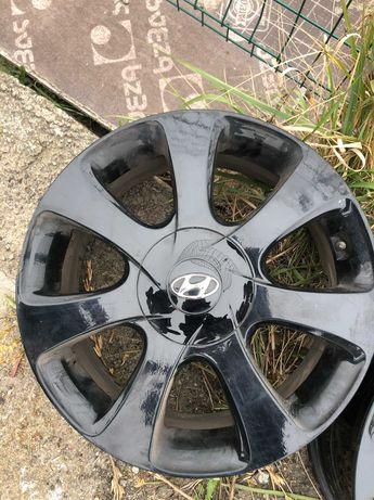 Диски  с датчиками давления Hyundai 5 114.3 R17 Dia 67.1 ET 52