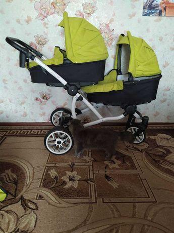 Дитячий візок для двійні Bebetto42
