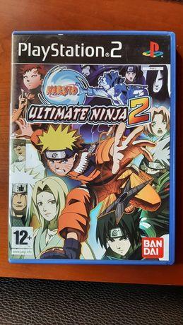 Naruto Ultimate Ninja 2 playstation 2