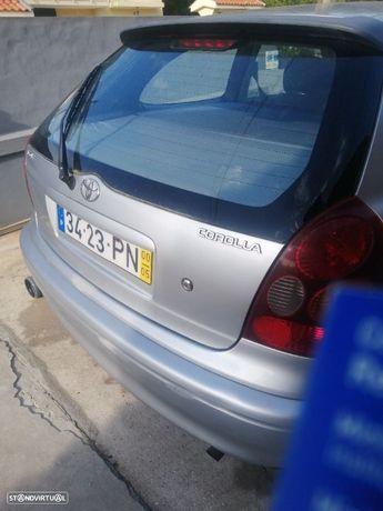 Toyota Corola starvan