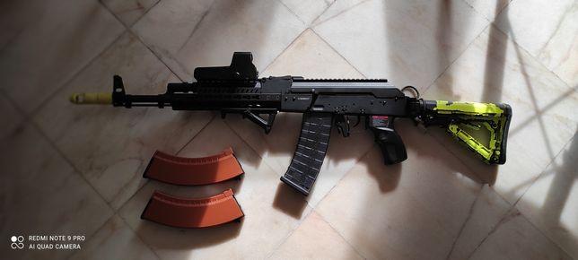 Arma Airsoft G&G RK 74