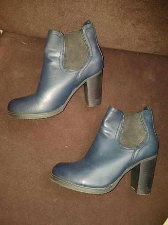 Buty na jesień damskie