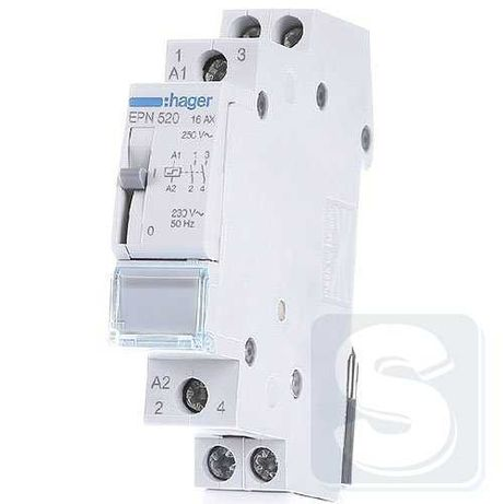 Імпульсне реле Hager EPN520