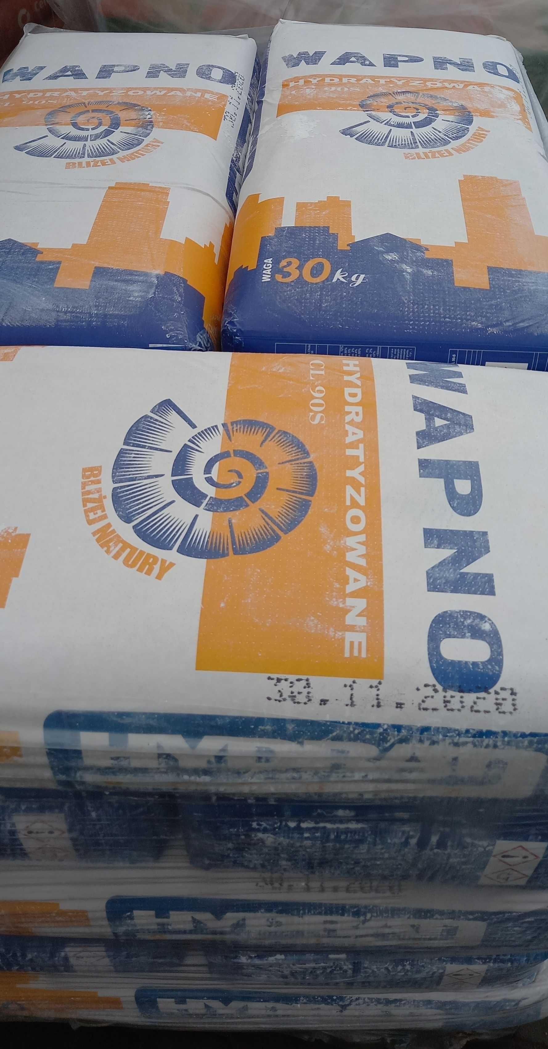 HYDRAT wapno budowlane, hydratyzowane 30 kg OLKUSZ