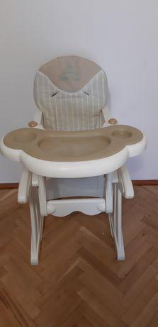 Стільчик і столиктрансформер Baby Care для дитини від 6 міс до 5 років