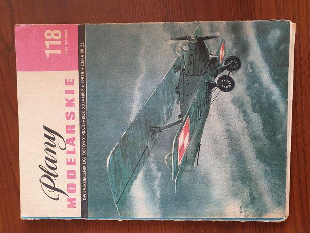 Plany modelarskie Breguet XIX