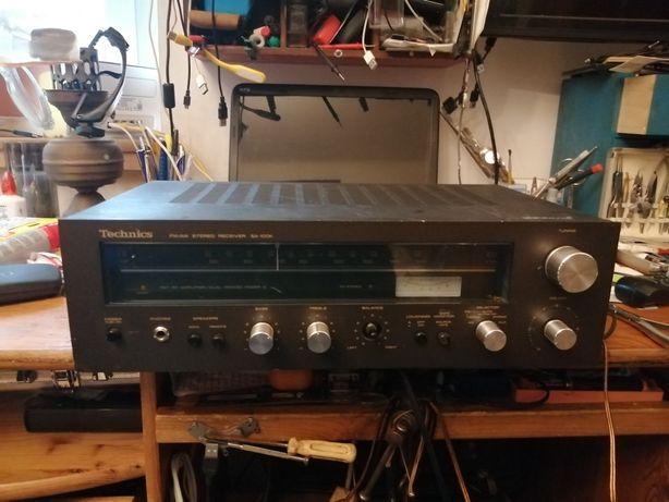 Amplituner technics vintage