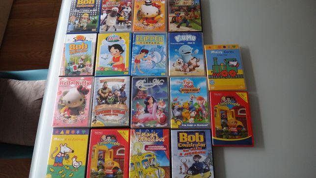 DVD Filmes criança ( Originais) Varios titulos --- ver descrição