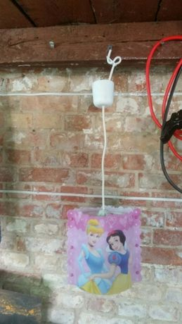 Lampka dla dziewczynki