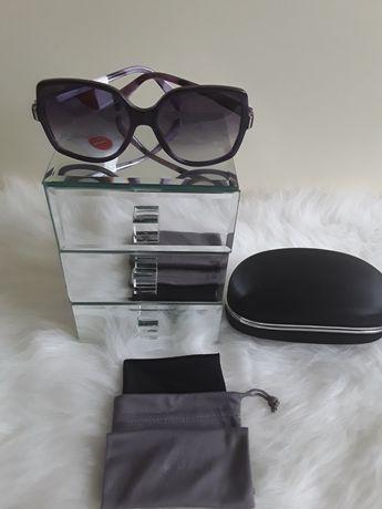 Giorgio Armani Okulary przeciwsłoneczne damskie. Oryginał.