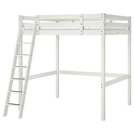 IKEA STORA, 140x200, cama alta mezanine loft beliche