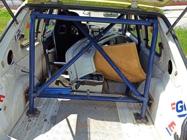 Rollbar Peugeot 205 GTI / Rallye Grupo N