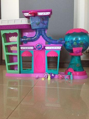 Słodki sklepik Littlest Pet Shop zestaw stan idealny