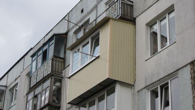 Балкон під ключ: розширення, зварювання
