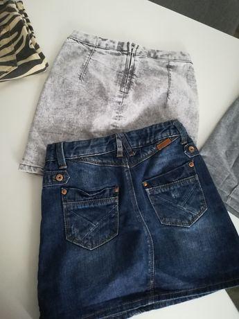 Spódniczki Jeansowe i dzianinowe, Smyk, Reserved, H&M