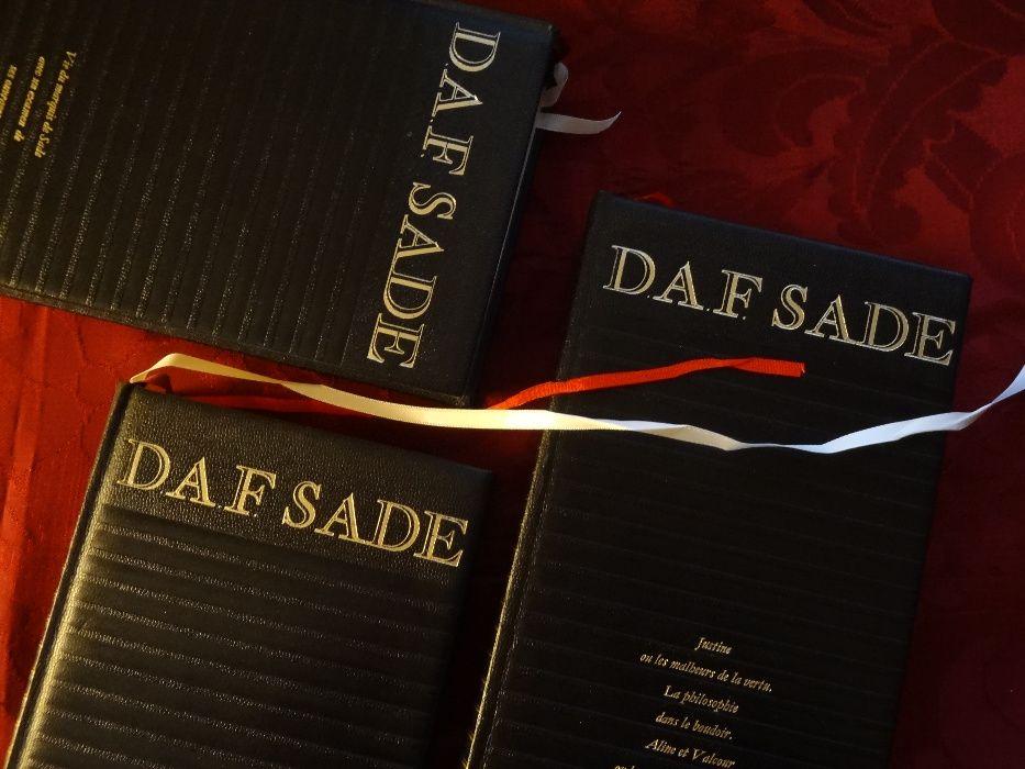 Marquis de SADE, 'Oeuvres Complètes du Marquis de Sade' Almeida - imagem 1