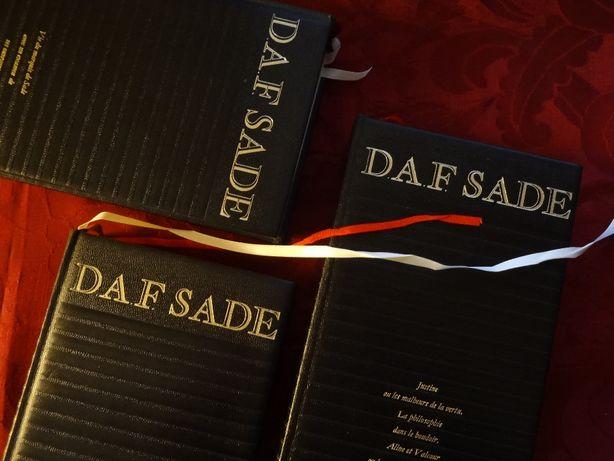 Marquis de SADE, 'Oeuvres Complètes du Marquis de Sade'