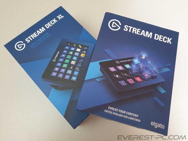 Elgato Stream Deck / XL / Mini макро контроллер