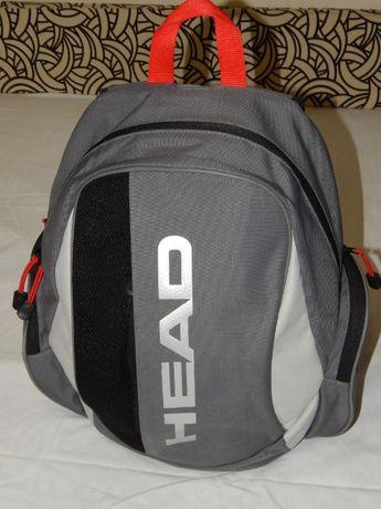 Городской серый рюкзак Head.